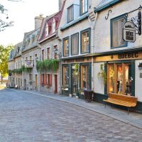 Quebec City Destination